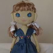 Куклы и игрушки ручной работы. Ярмарка Мастеров - ручная работа Кукла Даша.. Handmade.
