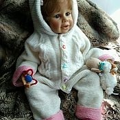 Одежда детская handmade. Livemaster - original item Coverall ot6mes to 1,2 years. Handmade.