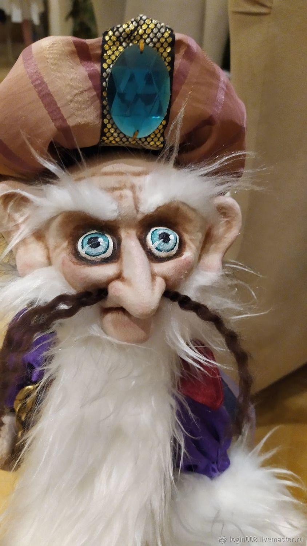 Планшетная кукла -Черномор, Кукольный театр, Кинель,  Фото №1