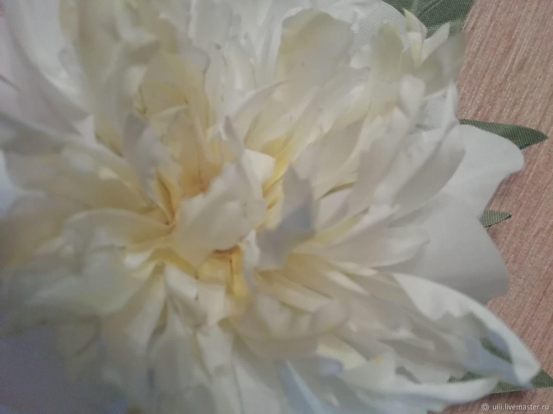 """Броши ручной работы. Ярмарка Мастеров - ручная работа. Купить Брошь """"Пион"""". Handmade. Пион, цветок пиона"""