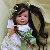 Куклы Reborn ручной работы. Ярмарка Мастеров - ручная работа Малышка. Handmade.