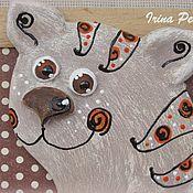 Для дома и интерьера ручной работы. Ярмарка Мастеров - ручная работа Котик. Handmade.