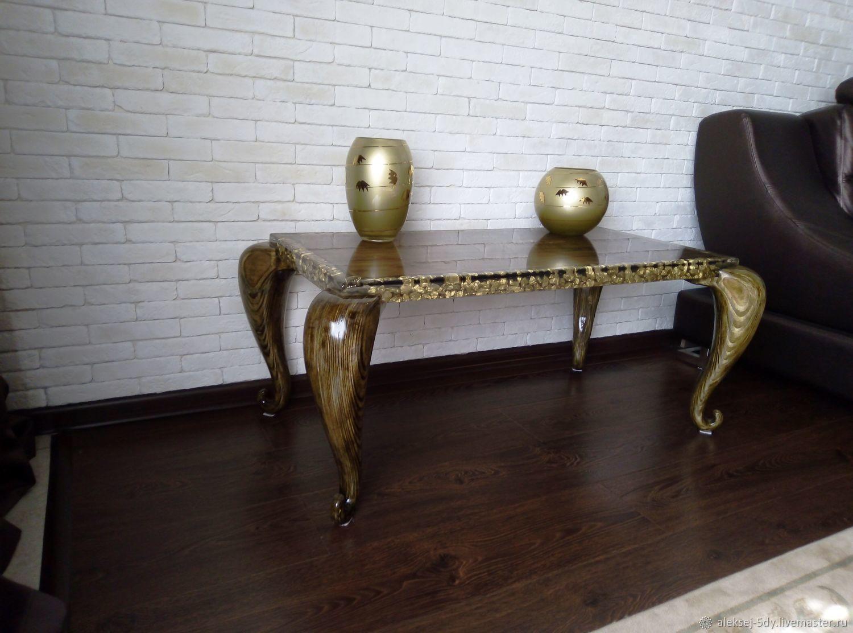 Дизайнерский журнальный столик, Столы, Волгоград,  Фото №1