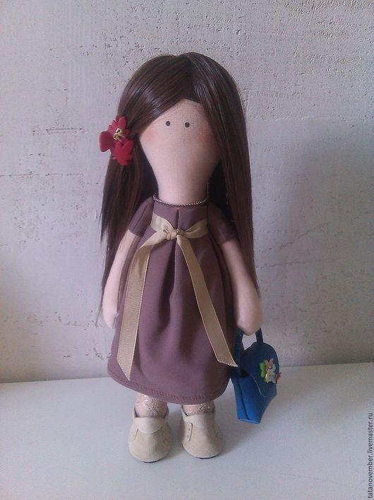 Коллекционные куклы ручной работы. Ярмарка Мастеров - ручная работа. Купить Интерьерная кукла ручной работы.. Handmade. кукла в подарок