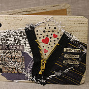 Именные сувениры ручной работы. Ярмарка Мастеров - ручная работа Чековая книжка желаний для него. Handmade.