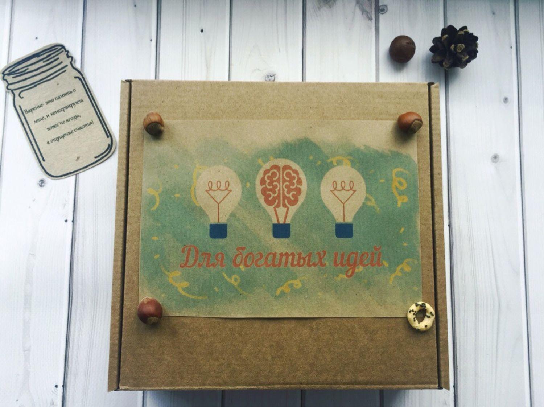 Set for rich ideas, Gift Boxes, Ekaterinburg,  Фото №1