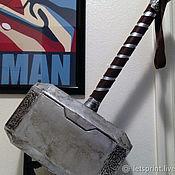 Одежда handmade. Livemaster - original item Hammer / Mjollnir Thor. Handmade.