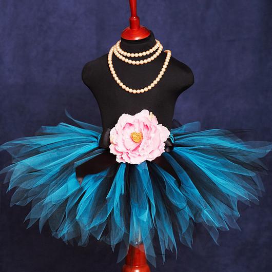 """Одежда для девочек, ручной работы. Ярмарка Мастеров - ручная работа. Купить """"Фея лесного озера"""" юбка-пачка из фатина. Handmade."""