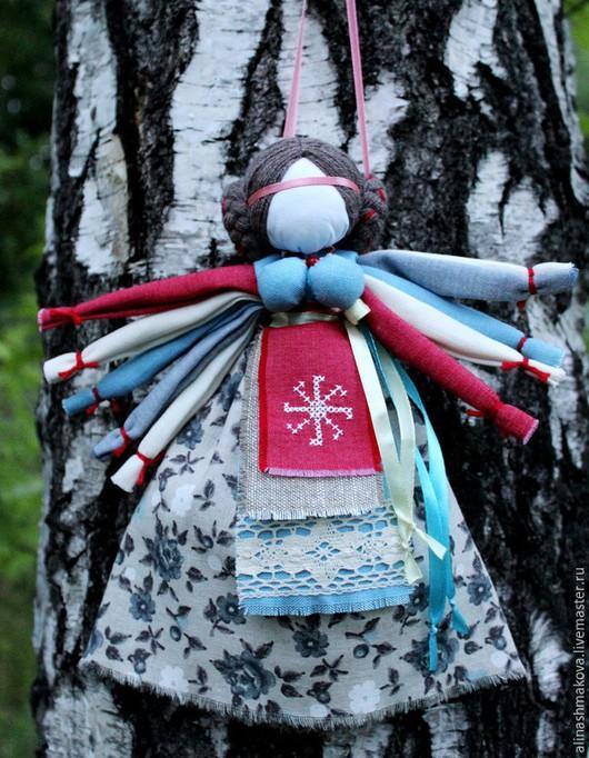 """Народные куклы ручной работы. Ярмарка Мастеров - ручная работа. Купить Кукла-оберег """"Десятиручка-Лада"""". Handmade. Народная кукла"""