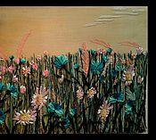 Картины и панно ручной работы. Ярмарка Мастеров - ручная работа Восход. Handmade.