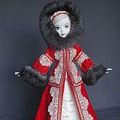 Куклы и игрушки ручной работы. Ярмарка Мастеров - ручная работа Фарфоровая кукла Княжна. Handmade.