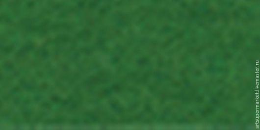"""Валяние ручной работы. Ярмарка Мастеров - ручная работа. Купить Фетр листовой мягкий 1мм. 30х45см. """"Изумрудный"""". Handmade. Разноцветный"""