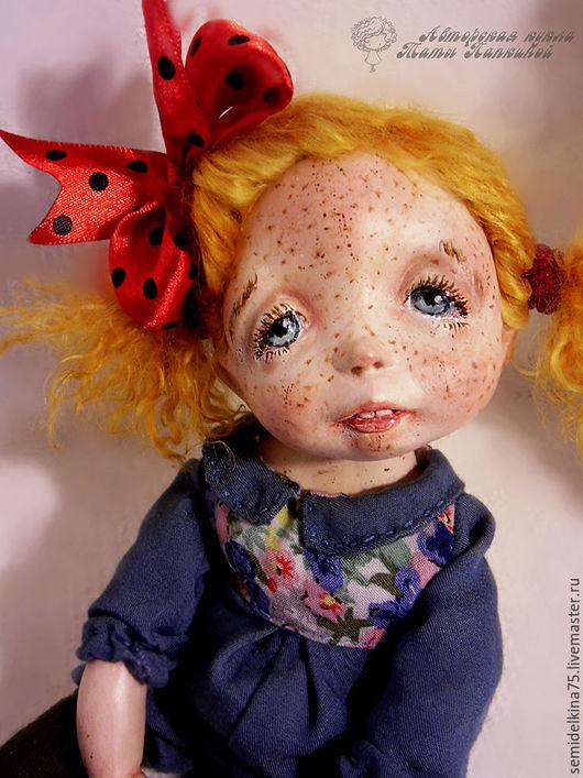 Коллекционные куклы ручной работы. Ярмарка Мастеров - ручная работа. Купить Кукла ручной работы. Handmade. Комбинированный, doll