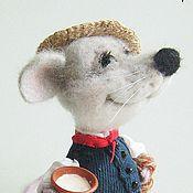 Куклы и игрушки ручной работы. Ярмарка Мастеров - ручная работа Ловушка для кота.. Handmade.