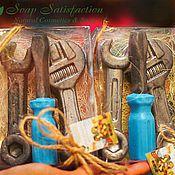 """Косметика ручной работы. Ярмарка Мастеров - ручная работа Мыло ручной работы """"Набор инструментов"""". Handmade."""