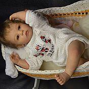 Куклы и игрушки ручной работы. Ярмарка Мастеров - ручная работа Куколка реборн Валерия-Shannon от Ann Timmerman. Handmade.