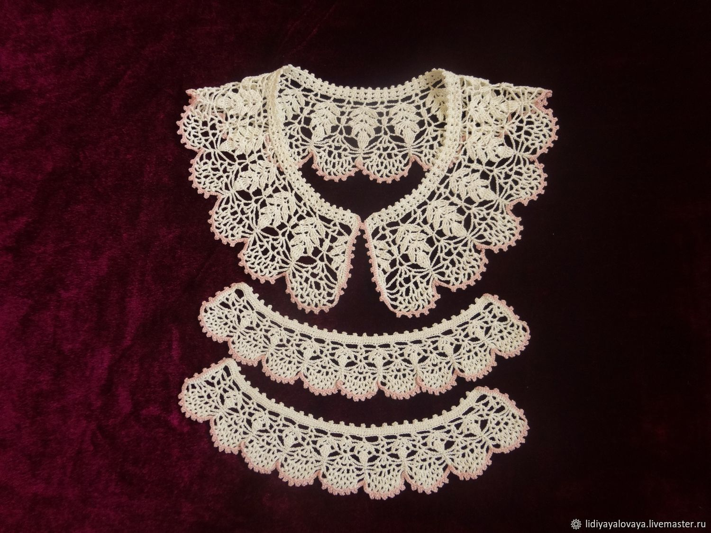 Lace collar and cuffs, Collars, Bataysk,  Фото №1