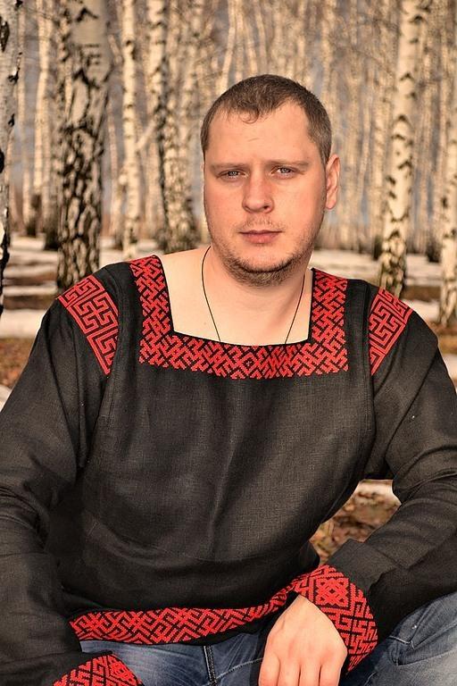 Рубаха МУДРОСТЬ РОДА