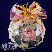 Подарки к праздникам handmade. Livemaster - original item decorative bowl rose 2. Handmade.