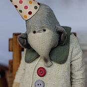Куклы и игрушки ручной работы. Ярмарка Мастеров - ручная работа Жорж и Манюня. Handmade.