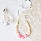 Одежда handmade. Livemaster - original item Slingobusy silicone peach. Handmade.