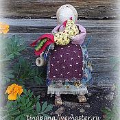 """Куклы и игрушки ручной работы. Ярмарка Мастеров - ручная работа """"Аришка"""" игровая кукла. Handmade."""