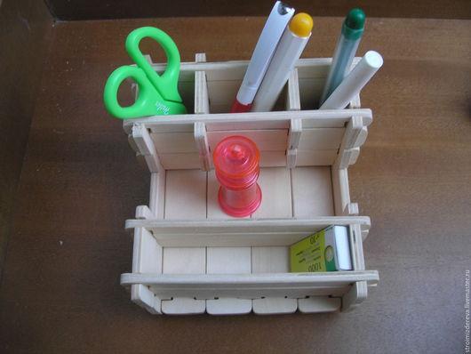 Другие виды рукоделия ручной работы. Ярмарка Мастеров - ручная работа. Купить Письменный прибор. Handmade. Сувениры из дерева, сруб