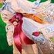 Коллекционные куклы ручной работы. Заказать Кукла Флора. Ольга Шустова. Ярмарка Мастеров. Кукла ручной работы, текстиль