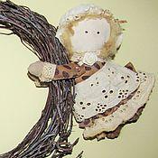 Куклы и игрушки ручной работы. Ярмарка Мастеров - ручная работа Кофейные феечки. Handmade.