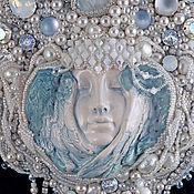 "Украшения handmade. Livemaster - original item Jewelry set ""The Swan Princess"" - necklace and bracelet. Handmade."