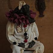 Куклы и игрушки handmade. Livemaster - original item Garret doll: Circus elephant. Handmade.