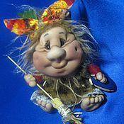 Куклы и игрушки ручной работы. Ярмарка Мастеров - ручная работа Бабулечка - Ягулечка. Handmade.