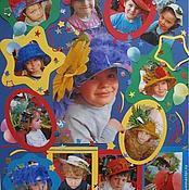 """Фотокартины ручной работы. Ярмарка Мастеров - ручная работа фотоколлаж """"Детский праздник"""". Handmade."""