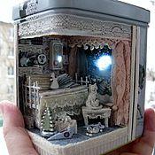"""Куклы и игрушки ручной работы. Ярмарка Мастеров - ручная работа """"Один дома"""" 2. Handmade."""