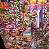Материалы для творчества ручной работы. Ярмарка Мастеров - ручная работа Лен-сатин. Handmade.