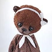 Мишки Тедди ручной работы. Ярмарка Мастеров - ручная работа Мишка тедди Дэя. Handmade.