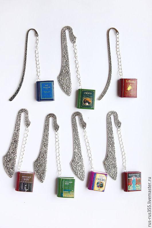 """Закладки для книг ручной работы. Ярмарка Мастеров - ручная работа. Купить Закладка для книг """"книга"""". Handmade. Тёмно-зелёный"""