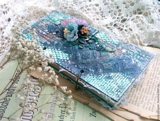 """Блокноты ручной работы. Ярмарка Мастеров - ручная работа. Купить """"Магия ночи"""" блокнот ручной работы. Подарок девушке.Подарок на 8 марта. Handmade."""