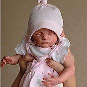 Куклы и игрушки ручной работы. Ярмарка Мастеров - ручная работа Кукла реборн Эль .( молд Чарли ,Ольги ауэр). Handmade.