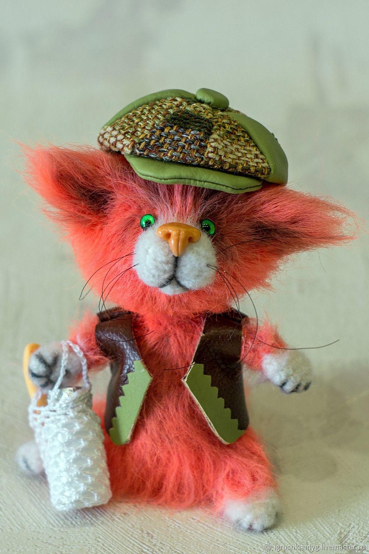 Orange mood/orange sentiment, Stuffed Toys, Moscow,  Фото №1