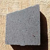 ПОРФИР коргонский серый полированный спил камня