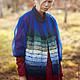 """Верхняя одежда ручной работы. Ярмарка Мастеров - ручная работа. Купить Ветровка """" Когда ягоды упадут на снег"""". Handmade."""