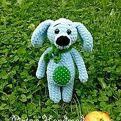 Подарки к праздникам ручной работы. Ярмарка Мастеров - ручная работа Маленький пёсик (собака). Handmade.