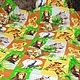 """Текстиль, ковры ручной работы. Ярмарка Мастеров - ручная работа. Купить Комплект детского постельного белья """"Джунгли"""". Handmade. Подарок"""
