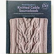 Материалы для творчества ручной работы. Ярмарка Мастеров - ручная работа Norah Gaughans Knitted Cable Sourcebook. Handmade.