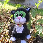 Куклы и игрушки handmade. Livemaster - original item Cat Jess. Handmade.