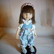 Куклы и игрушки ручной работы. Ярмарка Мастеров - ручная работа хорошая девочка Зина. Handmade.