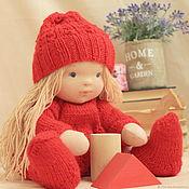 Куклы и игрушки handmade. Livemaster - original item Waldorf doll Berry. Handmade.