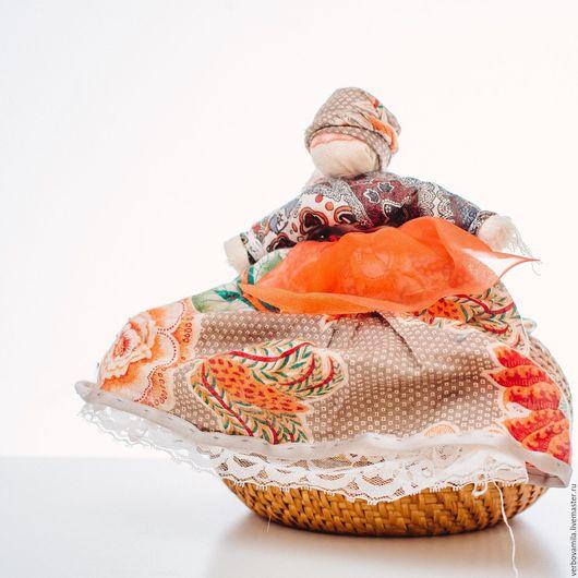 Народные куклы ручной работы. Ярмарка Мастеров - ручная работа. Купить Вебинар по Славянской кукле. Handmade. Комбинированный, хлопок