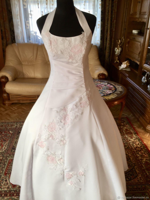 Свадебное платье ручной работы -классика.Германия, Платья, Кёльн, Фото №1